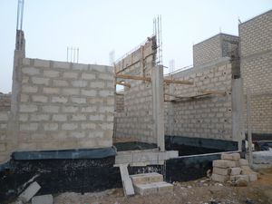Etat d 39 avancement au 25 f vrier 2011 construction de for Aide etat construction maison