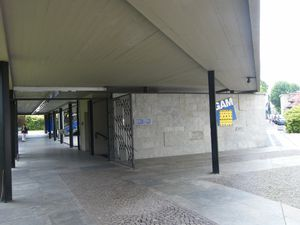 GAM entrance