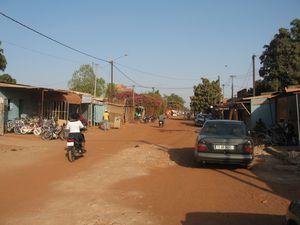 Ouaga Janvier 2013 avenue Mogho Naaba2