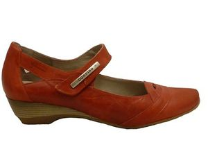 DORKING 5853 ROUGE 1 CHAUSSURES CONFORT