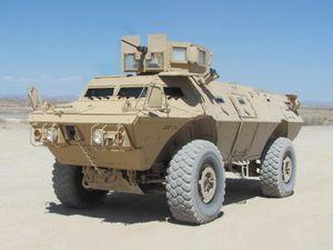 MFSV Mobile Strike Force Vehicle photo US Army