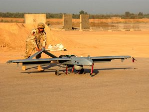 Shadow 200 UAV