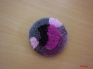 Broche Monique