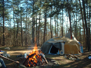 Sweat Lodge Inipi