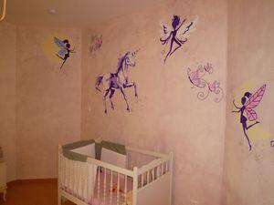 d coration f erique pour une chambre d enfant le blog de sign rg. Black Bedroom Furniture Sets. Home Design Ideas