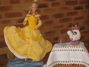 Belle-disney barbie