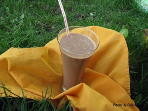 smoothie coco nutella banane1