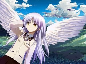 Angel Beats 019