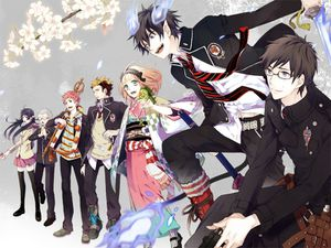 Ao No Exorcist 006