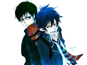 Ao No Exorcist 007