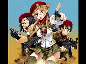 High School of the Dead 006
