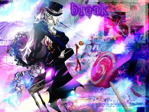Pandora Hearts 020