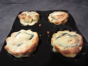 Clafoutis artichauts chevre le blog de for Entree vite faite