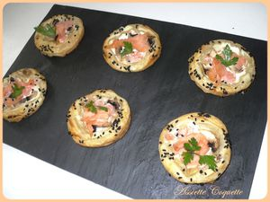 pizza saumon crevette
