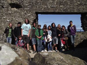 23rd July - Excursion to Giant's Causeway