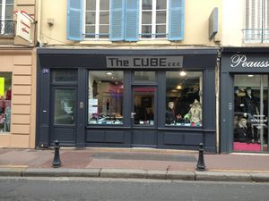 THE CUBE €€€ 28 rue de paris 78100 Saint-Germain-en-Laye