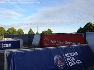 camp des loges ► PSG - Paris Saint-Germain à Saint Germain en Laye