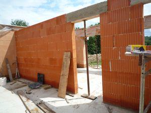 Damien et aurelie construisent leur maison ce blog for Maison sans mur porteur