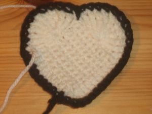 Crochet module pour mon free black and white (3)