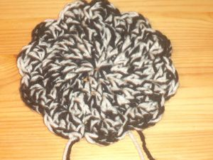 Crochet module pour mon free black and white