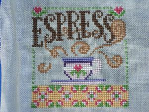 Espresso by Virginie
