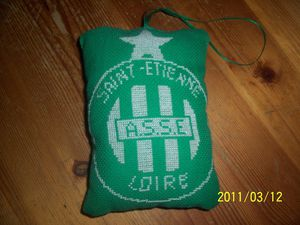 Coussin ASSE verso
