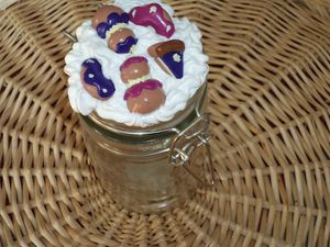 Bocal gourmand gâteaux chantilly (4)