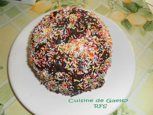 gateau minute chocolat micro onde pichet tupperware