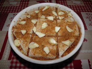 Pudding aux pommes 4