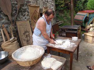 Le boulanger et ses petits pains