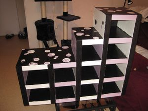 meuble chaussures fin le blog de laviedechaquejour. Black Bedroom Furniture Sets. Home Design Ideas