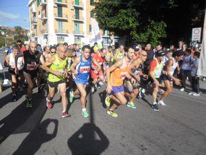 8 dicembre Messina Running (5^ ed.). Nel tradizionale appuntamento messinese su strada del giorno dell'Immacolata vincono Rossello e Colafati