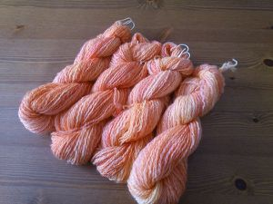 bfl soie rose orange