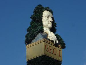 Georgeans Revealed. Una mostra su una dinastia e su un epoca che trasformò radicalmente l'Inghilterra