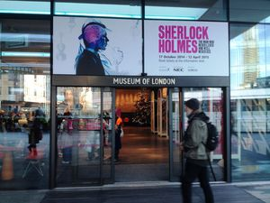 Sherlock Holmes - The Man Who Never Lived And Will Never Die. Una mostra al London Museum per celebrare Sir Arthur Conan Doyle e Sherlock Holmes