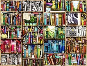 Il sogno dei libri rubati e dell'invasione delle formiche giganti