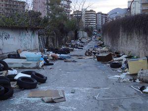 Giovanni Palatucci, Giusto tra le Nazioni. Palermo lo ricorda in una via urbana che è tuttavia un perenne monnezzaio