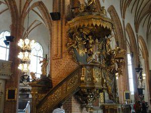 125-Stockholm-la grande église-la chaire