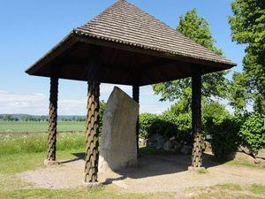 075-Rökstenen -pierre érigée en 900