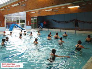 Gym Nautique 2012