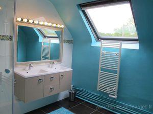 salle eau etage lavabos