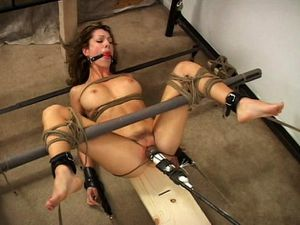 Perfect Slave - Isabella Camille Crotchroped And Vibed