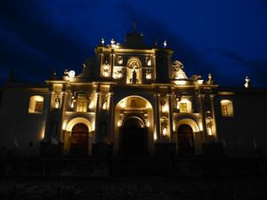 Antigua cathedrale
