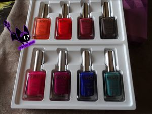 collection satin kiko flacon