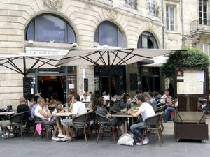 Brasserie Le Grand Cafe  Cours Gambetta