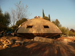 article construction dome carces