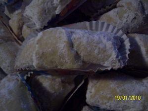 Croissants cacahuètes sucrés3