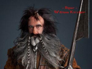 Bilbo le hobbit ( Bifur - William Kircher ) copy