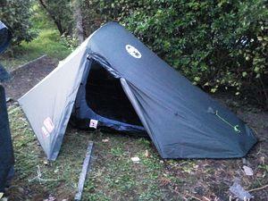 test de la tente bedrock 2 de coleman le blog de tais toi et rame. Black Bedroom Furniture Sets. Home Design Ideas