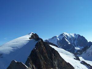 Miage-Dômes et Mt Blanc depuis Bérangère6518